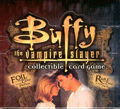 Buffy the Vampire Slayer Card Game