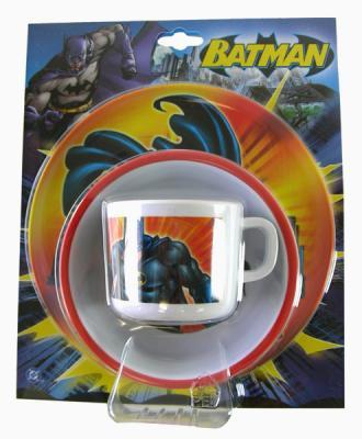 BUY Batman Dinnerware - Bowl Plate\u0026 Tumbler & Heroes and Villains - Batman Dinnerware - Bowl Plate\u0026 Tumbler ...