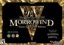 Elder Scrolls 3: Morrowind Game of the Year Edition
