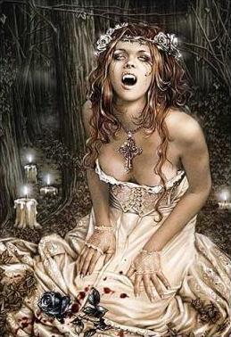 Set Me Free (Vampire Girl), V. Frances Puzzle