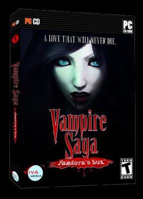 Vampire Saga - Pandora\'s Box