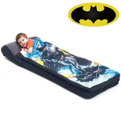 Heroes and Villains   Batman Inflatable Sleeping Bag Bed   Vampire