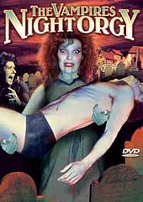 The Vampire Database - The Vampires Night Orgy - Vampire Rave.
