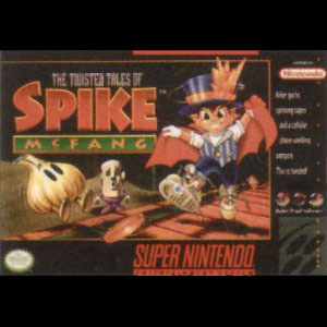 The Twisted Tales of Spike McFang