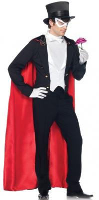 Heroes And Villains Sailor Moon Tuxedo Mask Deluxe Adult
