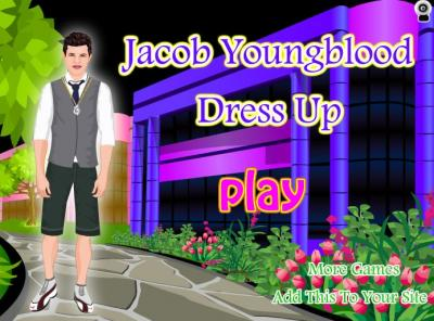 Jacob Youngblood Dress Up
