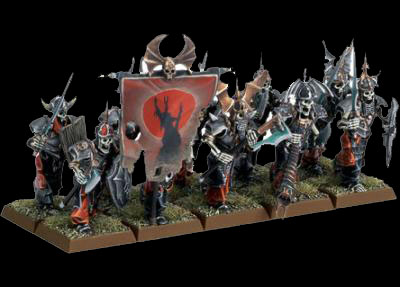 Vampire Counts Grave Guard