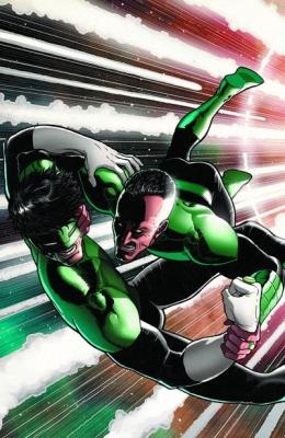 Green Lantern New Guardians #19