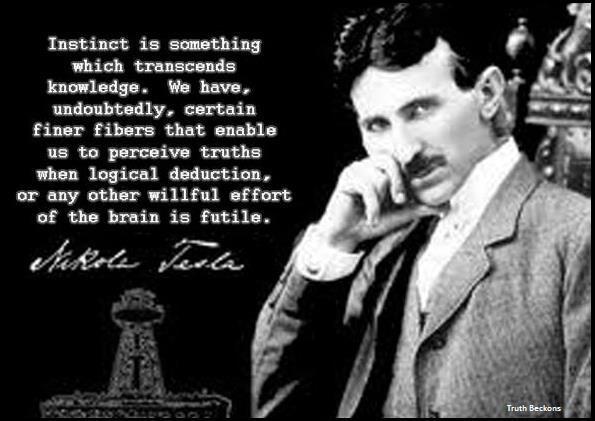 Nikola Tesla Quotes About Life Quotesgram