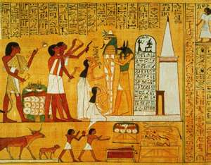 The Hieroglyphs of Egypt and History of Egypt
