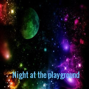 Night at the playground