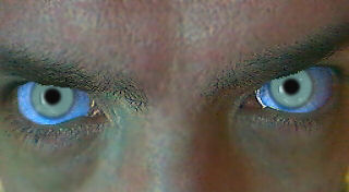 Yes these ARE my eyes, please stop asking.
