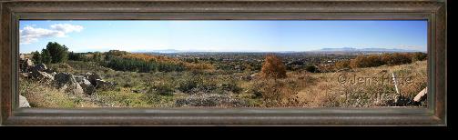 The Ogden Valley in Utah