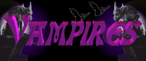 Undernet Vampires - gothic, paranormal, and vampire chat